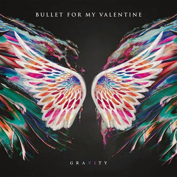 Bullet For My Valentine - Gravity (colour)