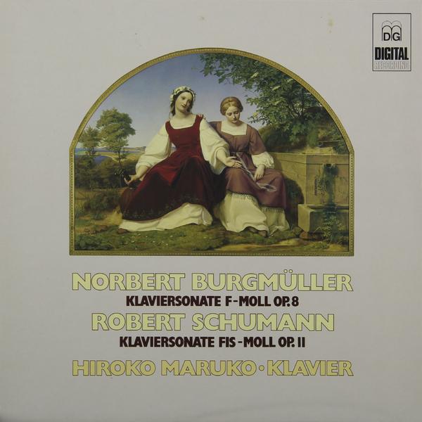 Burgmuller / Schumann Burgmuller / Schumann - Klaviersonaten josef schrattenholz robert schumann als schriftsteller