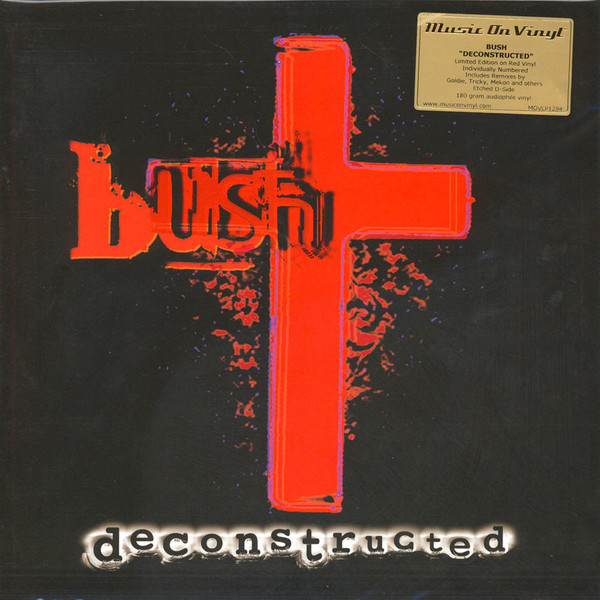 BUSH BUSH - Deconstructed (2 Lp, 180 Gr) цена