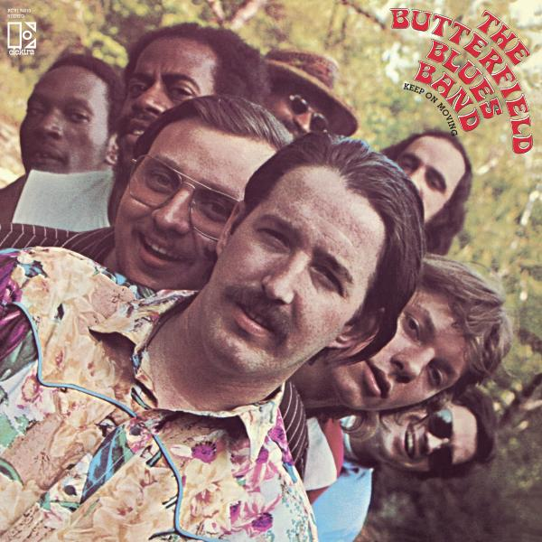 Butterfield Blues Band Butterfield Blues Band - Keep On Moving (colour)