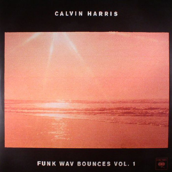Calvin Harris - Funk Wav Bounces Vol. 1 (2 Lp, 180 Gr)