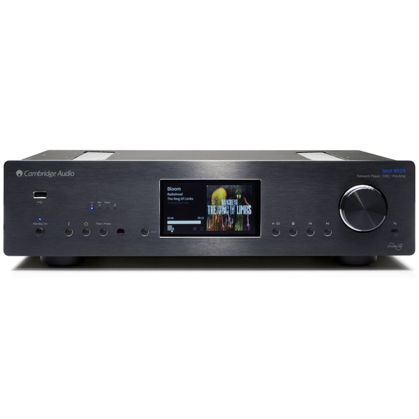 Сетевой проигрыватель Cambridge Audio Azur 851N Black gustard dac x20u digital audio decoder dual es9018 solution xmos input optical coaxial aes ebu support dsd dop usb 32bit 384khz