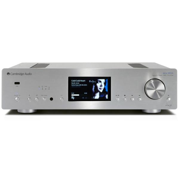 Сетевой проигрыватель Cambridge Audio Azur 851N Silver