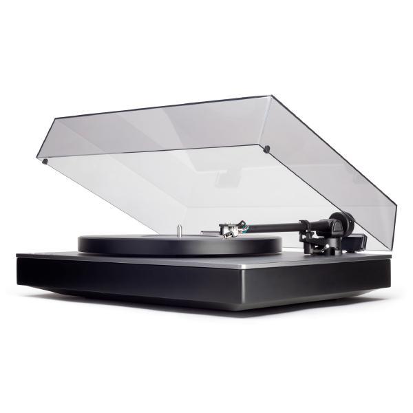 Виниловый проигрыватель Cambridge Audio ALVA TT Silver/Black