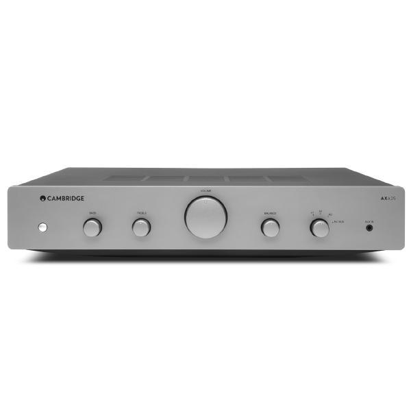 Стереоусилитель Cambridge Audio AXA25 Grey