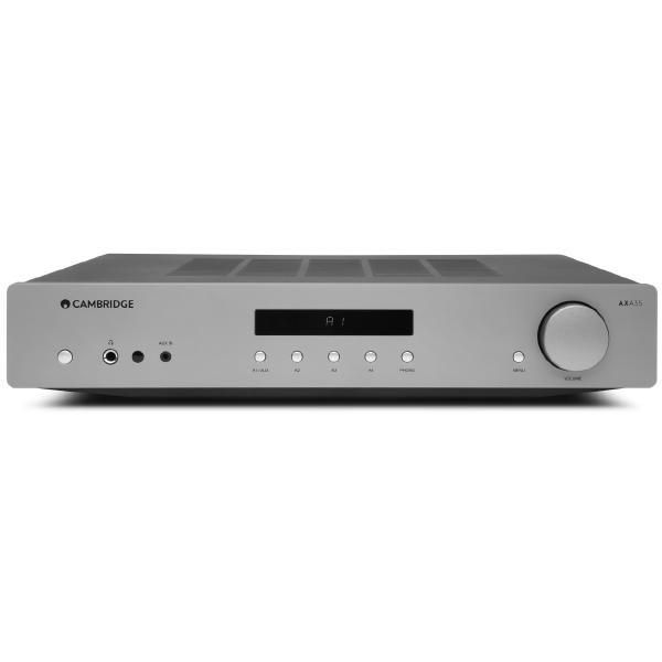 Стереоусилитель Cambridge Audio AXA35 Silver