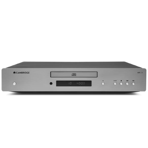 CD проигрыватель Cambridge Audio AXC35 Silver