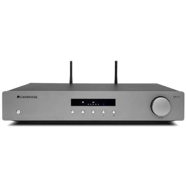 Сетевой проигрыватель Cambridge Audio AXN35 Silver