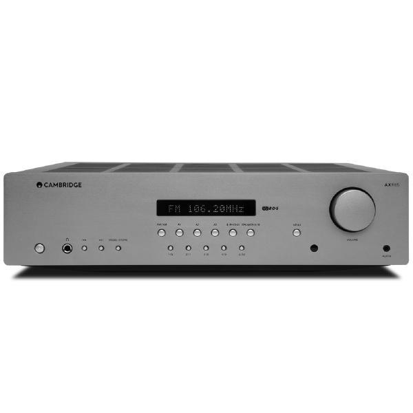 Стереоресивер Cambridge Audio AXR85 Silver