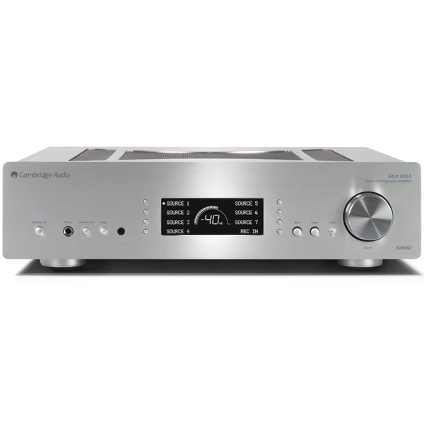 цена на Стереоусилитель Cambridge Audio Azur 851A Silver