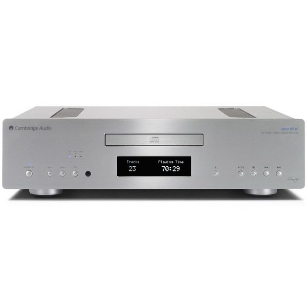 CD проигрыватель Cambridge Audio Azur 851C Silver