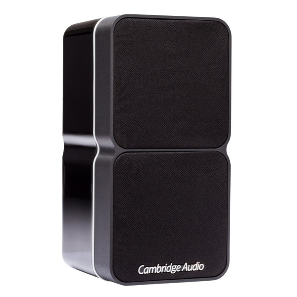 Полочная акустика Cambridge Audio Min 22 Black цена