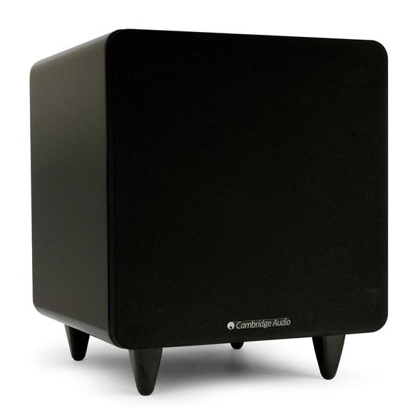 Активный сабвуфер Cambridge Audio Minx X301 Black колонки cambridge audio minx min 12 white