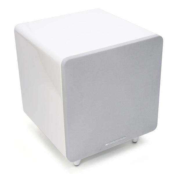 Активный сабвуфер Cambridge Audio Minx X301 White колонки cambridge audio minx min 12 white