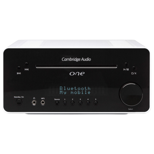 CD ресивер Cambridge Audio One White