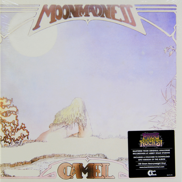 CAMEL - Moonmadness (180 Gr)