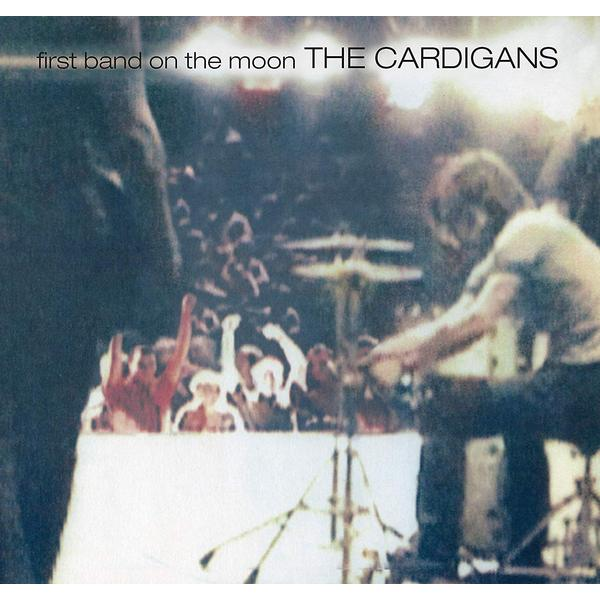 Cardigans Cardigans - First Band On The Moon on the moon