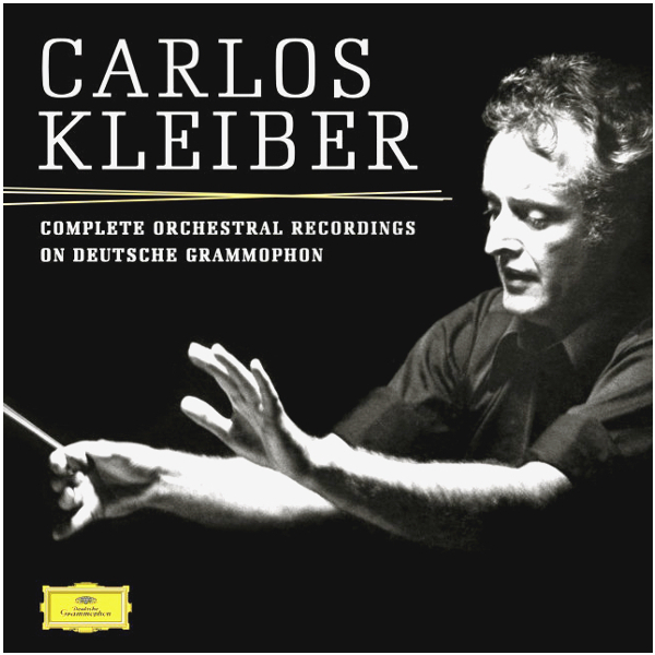 Carlos Kleiber - Complete Orchestral Recordings (4 Lp Box)