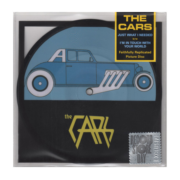 CARS - Just What I Needed (7 )