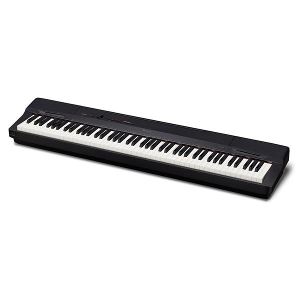 лучшая цена Цифровое пианино Casio Privia PX-160BK