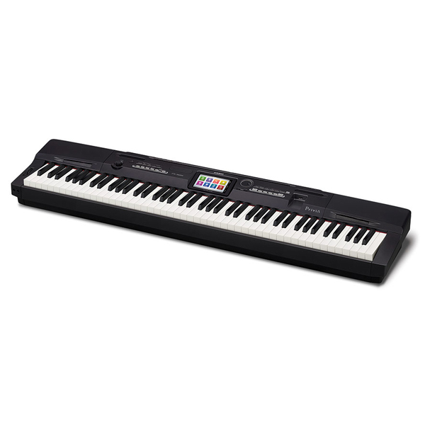 Фото - Цифровое пианино Casio Privia PX-360MBK цифровое пианино casio privia px 770bn