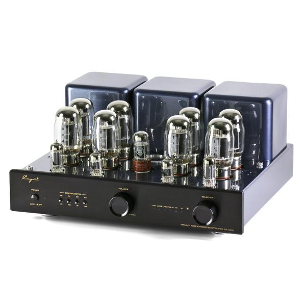 Ламповый стереоусилитель Cayin CS-100A (KT88) Black усилитель cayin c5