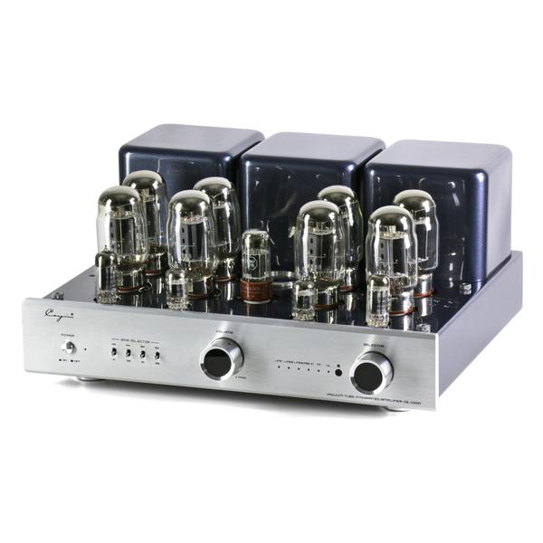 Ламповый стереоусилитель Cayin CS-100A (KT88) Silver