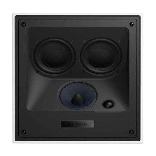 цена на Встраиваемая акустика B&W CCM 7.3 White (1 шт.)