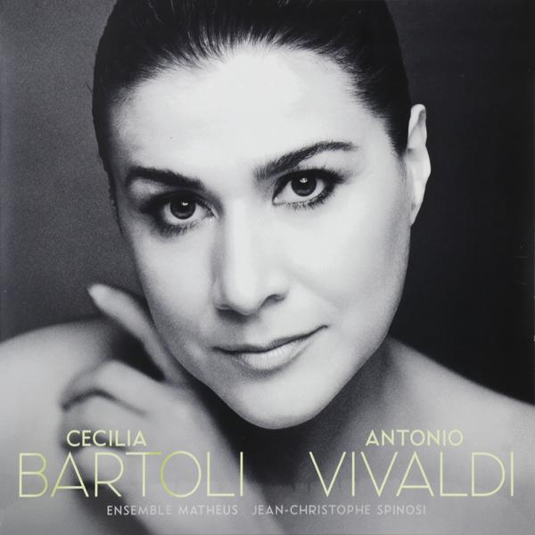 Vivaldi VivaldiCecilia Bartoli - Antonio цена и фото