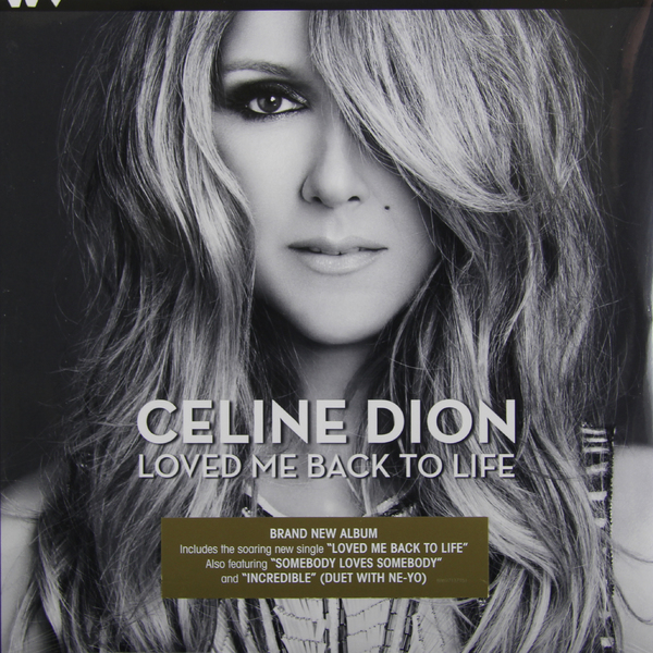 Celine Dion - Loved Me Back To Life (180 Gr)