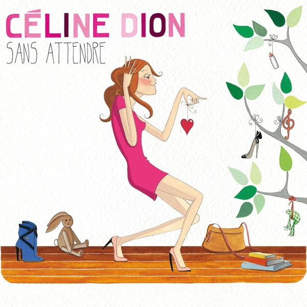 Celine Dion Celine Dion - Sans Attendre (2 Lp, 180 Gr) celine dion celine dion 1 fille and 4 types 180 gr