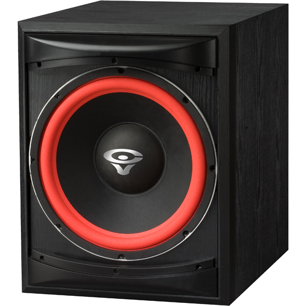 все цены на Активный сабвуфер Cerwin-Vega XLS-12S Black онлайн