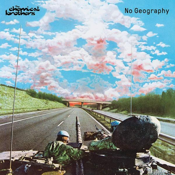 Chemical Brothers - The No Geography (2 LP)