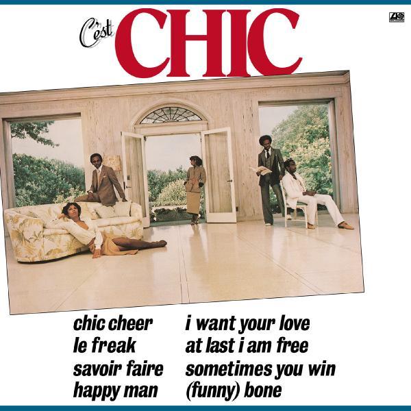 CHIC - Cest Chic (180 Gr)