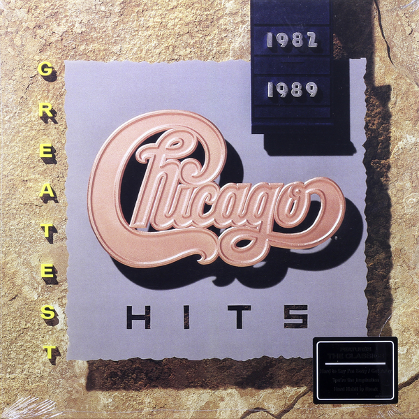 Chicago Chicago - Greatest Hits 1982-1989 chicago groove 2018 09 18t20 30