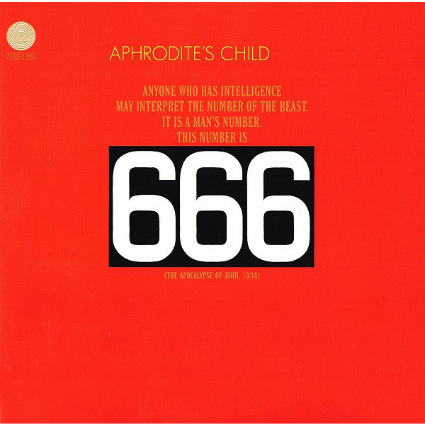 Aphrodites Child - 666 (2 LP)