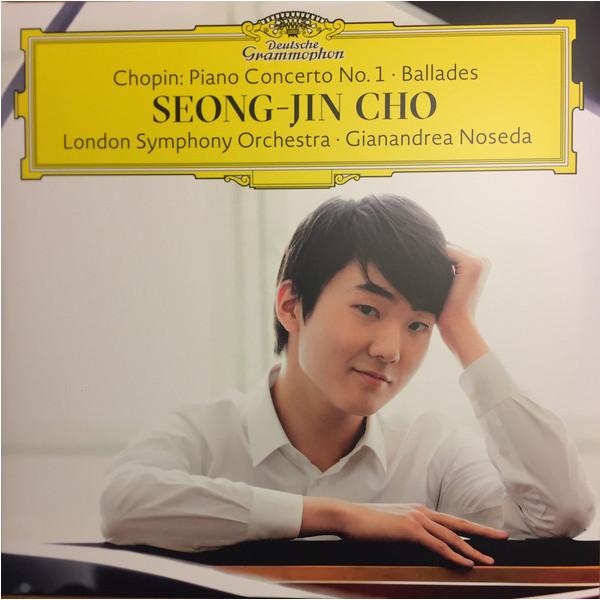 Chopin ChopinCho Seong-jin - : Piano Concerto No.1/ballades (2 LP)