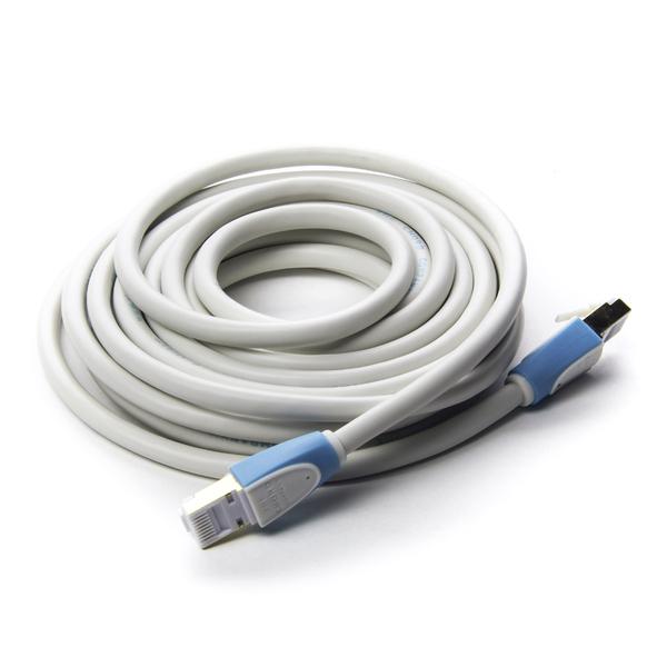 лучшая цена Кабель Ethernet RJ 45 Chord C-stream 10 m