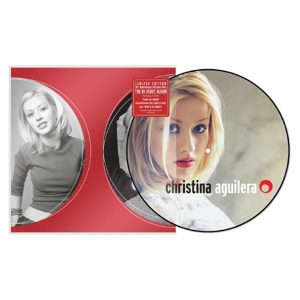 Christina Aguilera Christina Aguilera - Christina Aguilera (20th Anniversary) (picture Disc) sa3e40150d with heatsink and fan