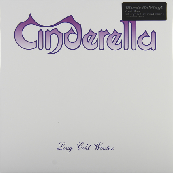 Cinderella - Long Cold Winter (180 Gr)