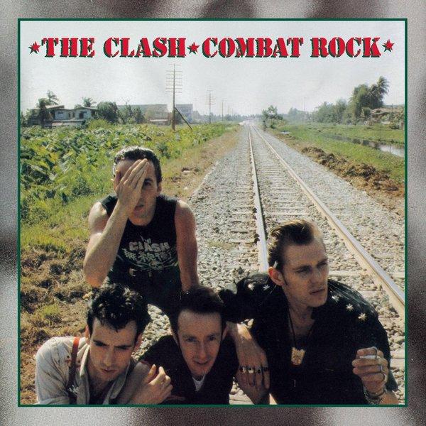CLASH CLASH - Combat Rock (180 Gr) цена и фото