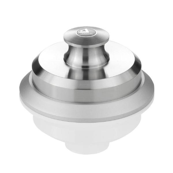 Прижим для виниловых пластинок Clearaudio Innovation Clamp Silver