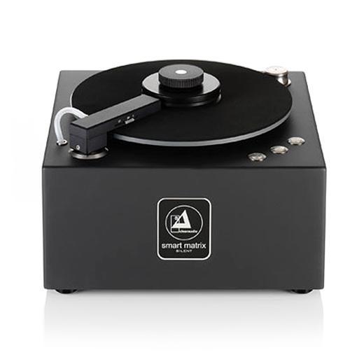 Машина для очистки пластинок Clearaudio Smart Matrix Silent Black