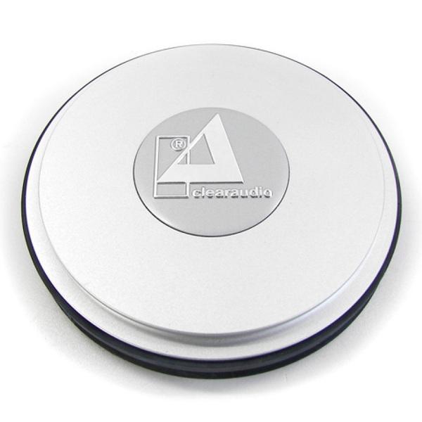 лучшая цена Прижим для виниловых пластинок Clearaudio Smart Seal Record Clamp