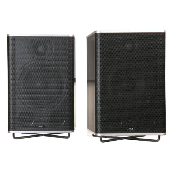 Активная полочная акустика T+A CM Active Silver/Black цена