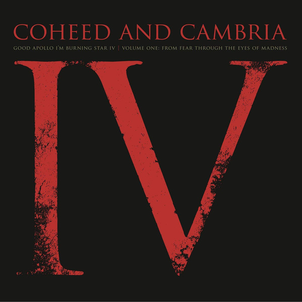 Coheed Cambria CambriaCoheed And - Good Apollo Im Burning Star Iv Volume One: From Fear Through The Eyes Of Madness (2 LP)