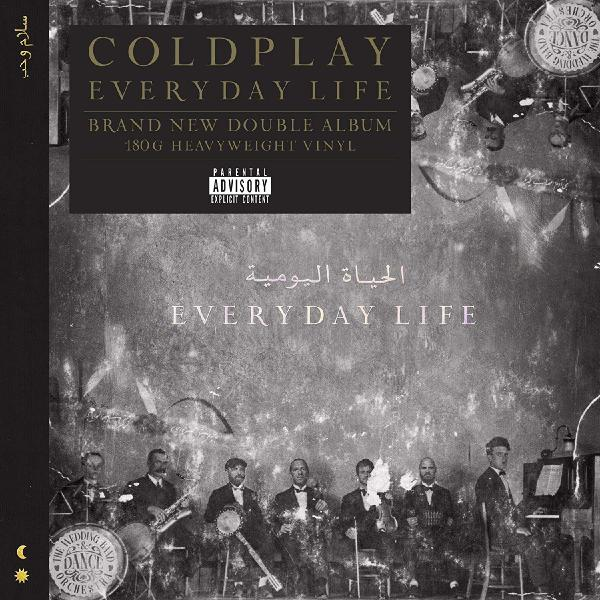 Coldplay - Everyday Life (2 Lp, 180 Gr)