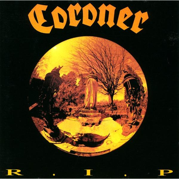 Фото - Coroner Coroner - R.i.p. (180 Gr) coroner coroner autopsy lp 3 blu ray
