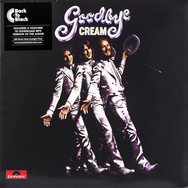 лучшая цена CREAM CREAM - Goodbye (180 Gr)