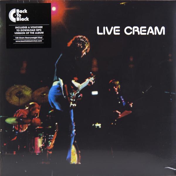 CREAM - Live Cream (180 Gr)